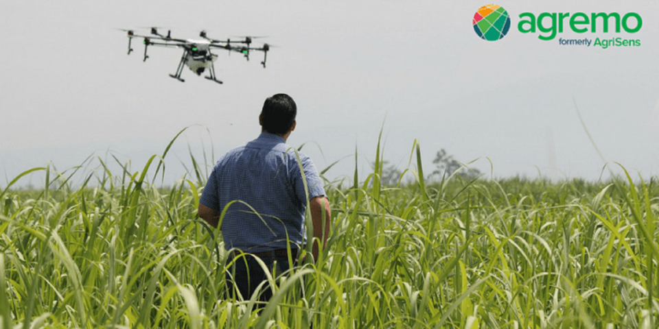 Drone Data in Agriculture — Here's how Agremo Made it Better