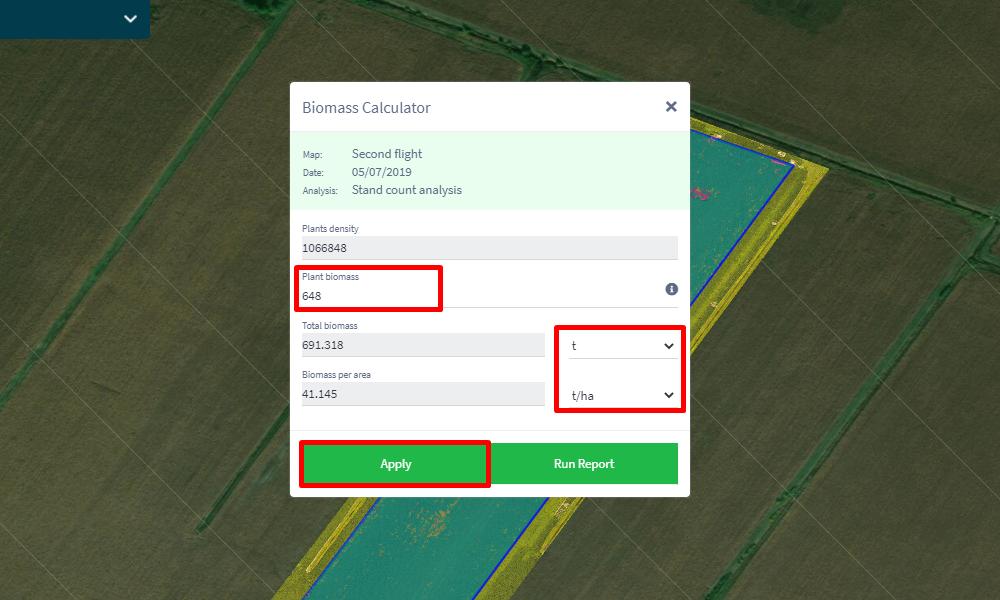 biomass-calculation