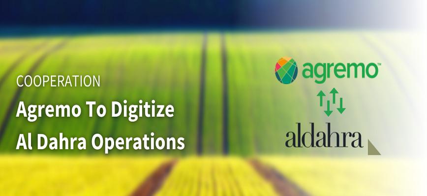 Agremo To Digitize Al Dahra Operations