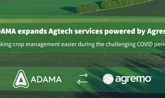 ADAMA expands Agtech services powered by Agremo